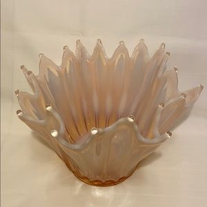 Vintage Accents - VTG Fostoria Bowl/Vase